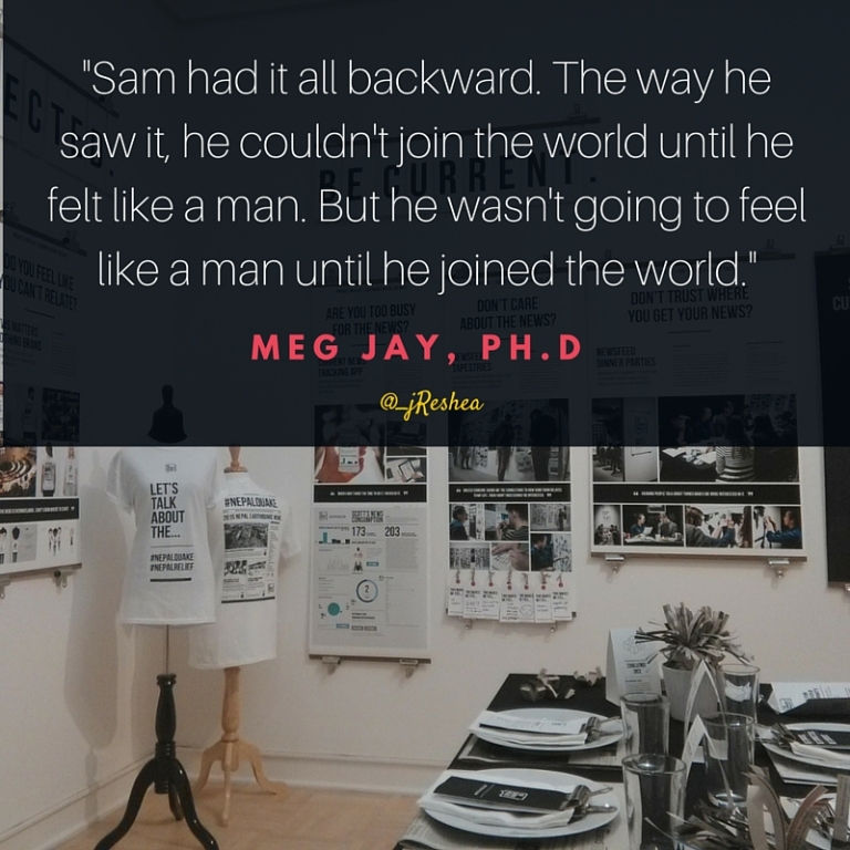 Meg Jay -The Defining Decade-