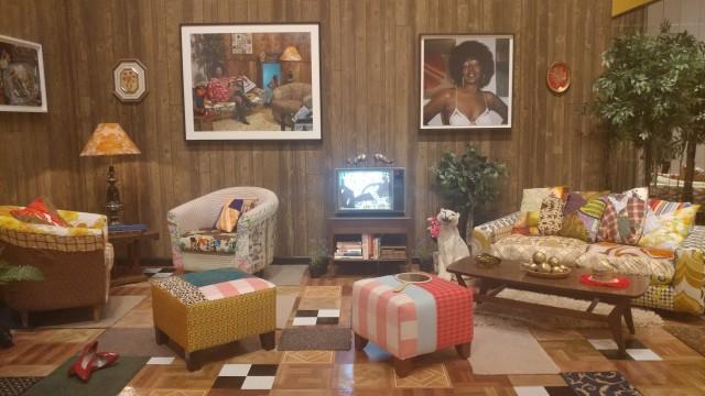 Living Room Installation MT at Henry